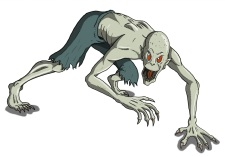 Image result for ghoul