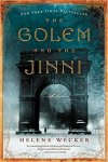 New York Times Bestseller The Golem and the Jinni by Helene Wecker