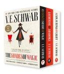 The Shades of Magic series box set by V. E. Schwab