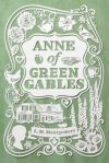 Lace cut-out variant cover of Anne of Green Gables by L. M. Montgomery