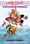 Lumberjanes Unicorn Power! by Mariko Tamaki, illustrated by Brooklyn Allen