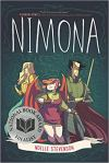 National Book Award Finalist Nimona by Noelle Stevenson