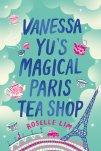 Vanessa Yu Magical Paris Tea Shop