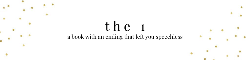 the 1: a book with an ending that left you speechless