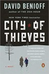 New York Times Bestseller City of Thieves: A Novel by David Benioff, author of The 25th Hour