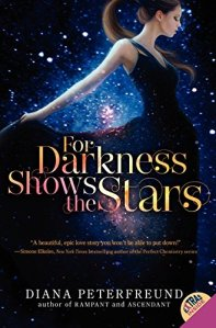 For Darkness Show the Stars by Diana Peterfreund, author of Rampant and Ascendant: EXTRAS Inside