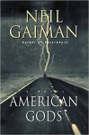 American Gods by Neil Gaiman. Image from Amazon.