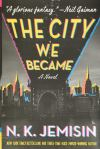 The City We Became by N. K. Jemisin. Image from Amazon.