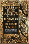 Tales of King Arthur & The Knights of the Round Table. Image from flametreepublishing.com.