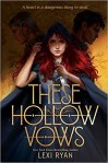 These Hollow Vows by Lexi Ryan. Image from Amazon.