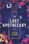 The Lost Apothecary by Sarah Penner. Image from Amazon.